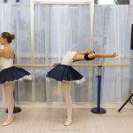 inaugurazione ballerine